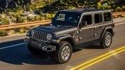 Новый Jeep Wrangler: алюминиевый кузов и крыша с электроприводом - фото 16