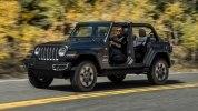 Новый Jeep Wrangler: алюминиевый кузов и крыша с электроприводом - фото 17