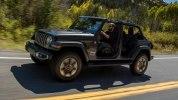 Новый Jeep Wrangler: алюминиевый кузов и крыша с электроприводом - фото 18