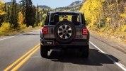 Новый Jeep Wrangler: алюминиевый кузов и крыша с электроприводом - фото 2