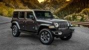Новый Jeep Wrangler: алюминиевый кузов и крыша с электроприводом - фото 21