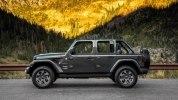 Новый Jeep Wrangler: алюминиевый кузов и крыша с электроприводом - фото 22
