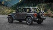 Новый Jeep Wrangler: алюминиевый кузов и крыша с электроприводом - фото 24