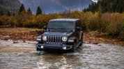 Новый Jeep Wrangler: алюминиевый кузов и крыша с электроприводом - фото 26