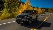 Новый Jeep Wrangler: алюминиевый кузов и крыша с электроприводом - фото 3