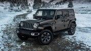 Новый Jeep Wrangler: алюминиевый кузов и крыша с электроприводом - фото 33