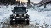 Новый Jeep Wrangler: алюминиевый кузов и крыша с электроприводом - фото 34