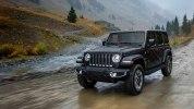 Новый Jeep Wrangler: алюминиевый кузов и крыша с электроприводом - фото 37