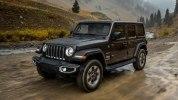 Новый Jeep Wrangler: алюминиевый кузов и крыша с электроприводом - фото 38