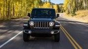 Новый Jeep Wrangler: алюминиевый кузов и крыша с электроприводом - фото 4