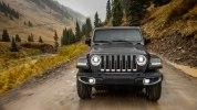Новый Jeep Wrangler: алюминиевый кузов и крыша с электроприводом - фото 40