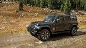 Новый Jeep Wrangler: алюминиевый кузов и крыша с электроприводом - фото 43