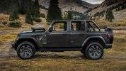 Новый Jeep Wrangler: алюминиевый кузов и крыша с электроприводом - фото 44