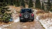 Новый Jeep Wrangler: алюминиевый кузов и крыша с электроприводом - фото 46