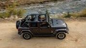 Новый Jeep Wrangler: алюминиевый кузов и крыша с электроприводом - фото 51