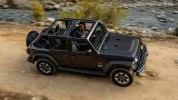 Новый Jeep Wrangler: алюминиевый кузов и крыша с электроприводом - фото 52