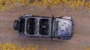 Новый Jeep Wrangler: алюминиевый кузов и крыша с электроприводом - фото 53