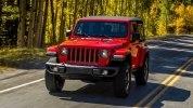 Новый Jeep Wrangler: алюминиевый кузов и крыша с электроприводом - фото 54