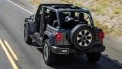 Новый Jeep Wrangler: алюминиевый кузов и крыша с электроприводом - фото 6
