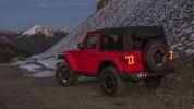 Новый Jeep Wrangler: алюминиевый кузов и крыша с электроприводом - фото 61