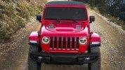 Новый Jeep Wrangler: алюминиевый кузов и крыша с электроприводом - фото 67