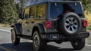 Новый Jeep Wrangler: алюминиевый кузов и крыша с электроприводом - фото 7