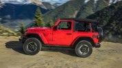 Новый Jeep Wrangler: алюминиевый кузов и крыша с электроприводом - фото 73