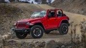 Новый Jeep Wrangler: алюминиевый кузов и крыша с электроприводом - фото 74