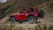 Новый Jeep Wrangler: алюминиевый кузов и крыша с электроприводом - фото 76