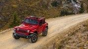Новый Jeep Wrangler: алюминиевый кузов и крыша с электроприводом - фото 77