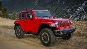 Новый Jeep Wrangler: алюминиевый кузов и крыша с электроприводом - фото 81