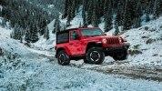 Новый Jeep Wrangler: алюминиевый кузов и крыша с электроприводом - фото 84