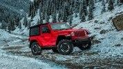 Новый Jeep Wrangler: алюминиевый кузов и крыша с электроприводом - фото 85