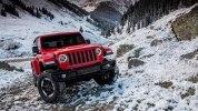 Новый Jeep Wrangler: алюминиевый кузов и крыша с электроприводом - фото 86