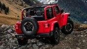Новый Jeep Wrangler: алюминиевый кузов и крыша с электроприводом - фото 88