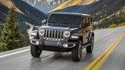 Новый Jeep Wrangler: алюминиевый кузов и крыша с электроприводом - фото 9