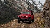 Новый Jeep Wrangler: алюминиевый кузов и крыша с электроприводом - фото 90