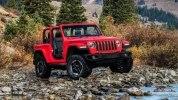 Новый Jeep Wrangler: алюминиевый кузов и крыша с электроприводом - фото 95