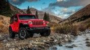 Новый Jeep Wrangler: алюминиевый кузов и крыша с электроприводом - фото 96