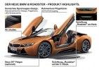 BMW официально представила открытую модификацию гибридного споткара i8 - фото 100