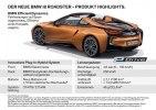 BMW официально представила открытую модификацию гибридного споткара i8 - фото 101