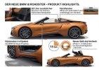 BMW официально представила открытую модификацию гибридного споткара i8 - фото 102