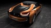 BMW официально представила открытую модификацию гибридного споткара i8 - фото 107