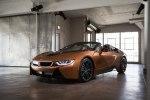 BMW официально представила открытую модификацию гибридного споткара i8 - фото 30