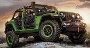 Ателье Mopar добавило агрессии новому Jeep Wrangler - фото 1