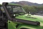 Ателье Mopar добавило агрессии новому Jeep Wrangler - фото 11