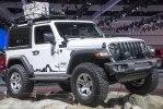 Ателье Mopar добавило агрессии новому Jeep Wrangler - фото 2