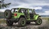 Ателье Mopar добавило агрессии новому Jeep Wrangler - фото 7