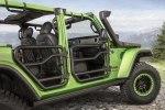Ателье Mopar добавило агрессии новому Jeep Wrangler - фото 8