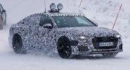 Новый Audi A6 «застукали» на дорожных тестах - фото 1